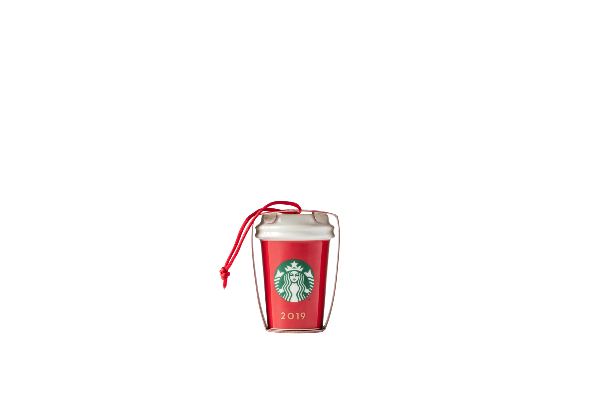Starbucks Ornament Anhänger