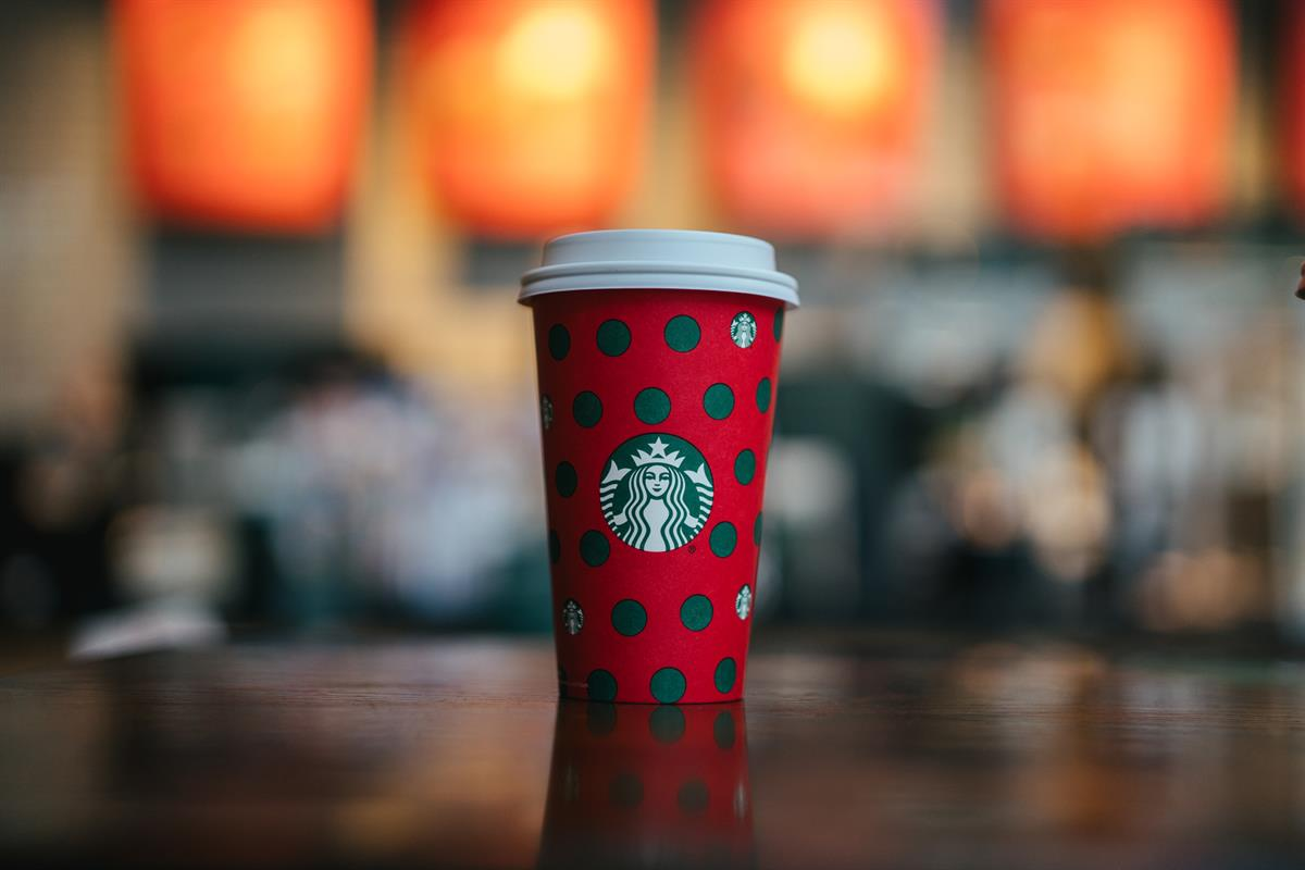 Starbucks Red Cup 1