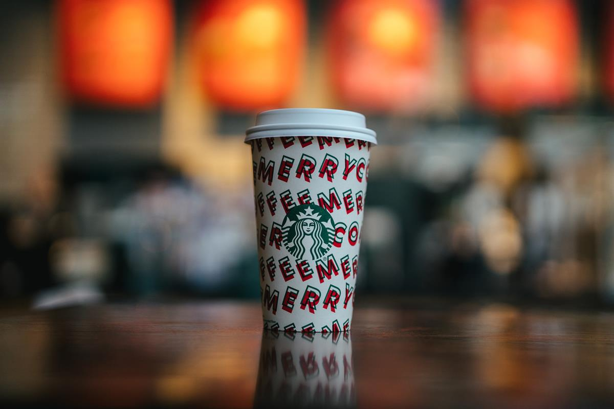 Starbucks Red Cup 2