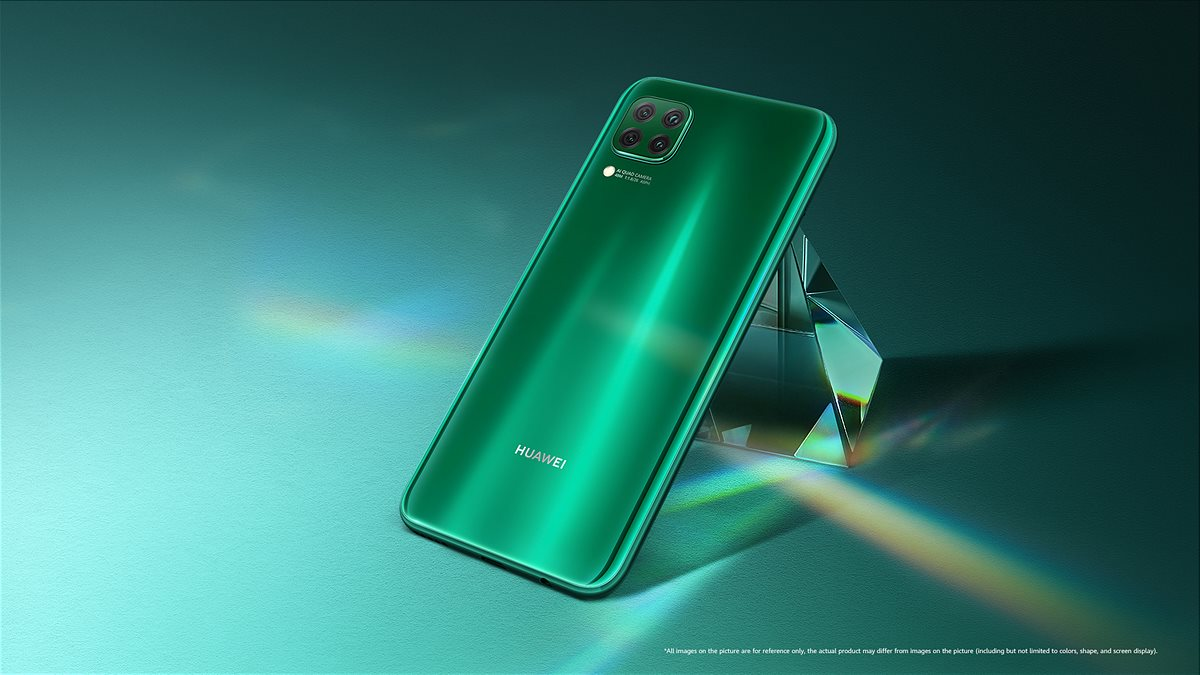 Huawei P40 lite - Crush Green