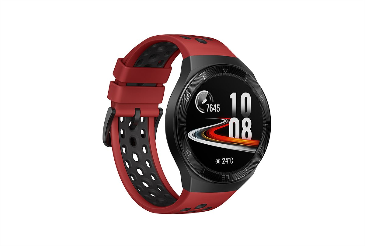 Huawei Watch GT 2e - Lava Red