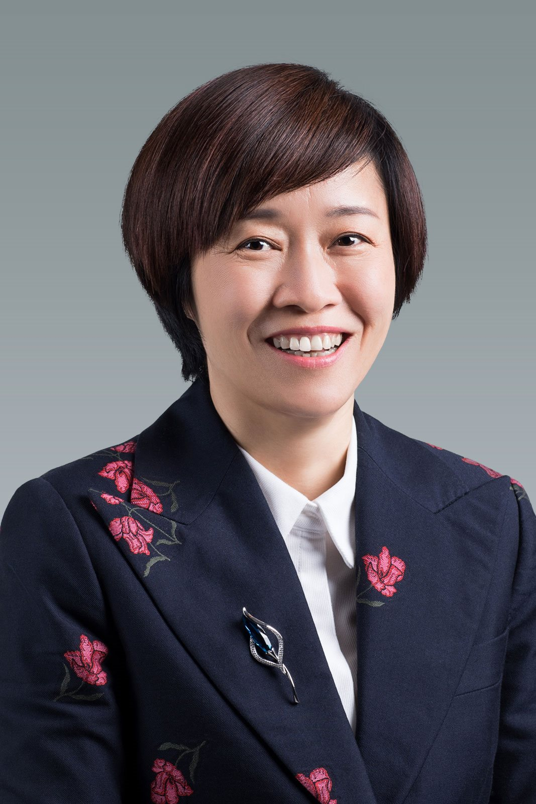 Ms. Chen Lifang (Catherine Chen), Director, President of the Public Affairs and Communications Dept
