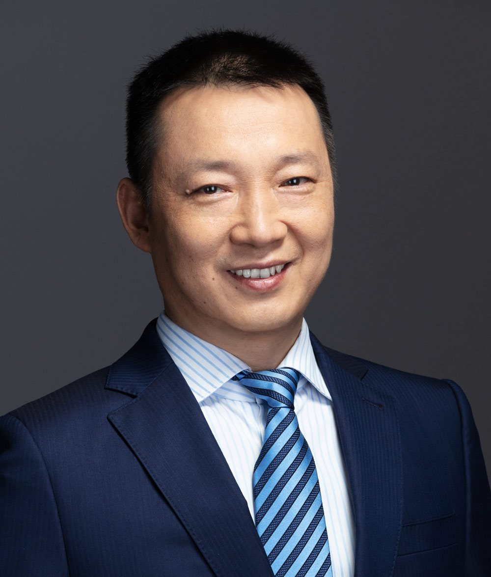Mr. Li Jian (James Li), Member of the Supervisory Board, President of the European Area, Member of the ICT Infrastructure Managing Board